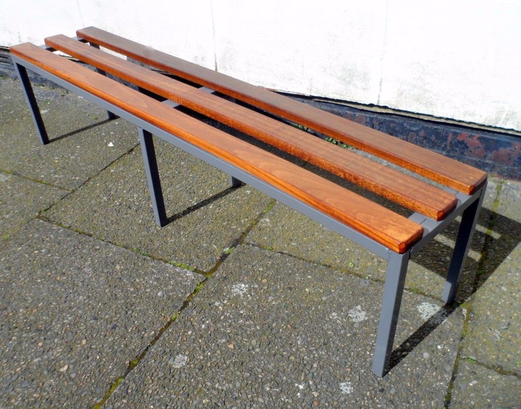 Vintage Changing Room Bench
