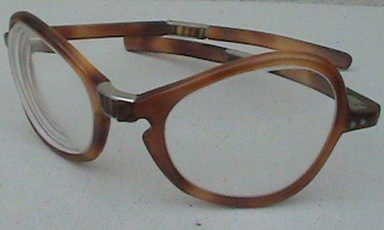 Vintage Folding Glasses Spectacles