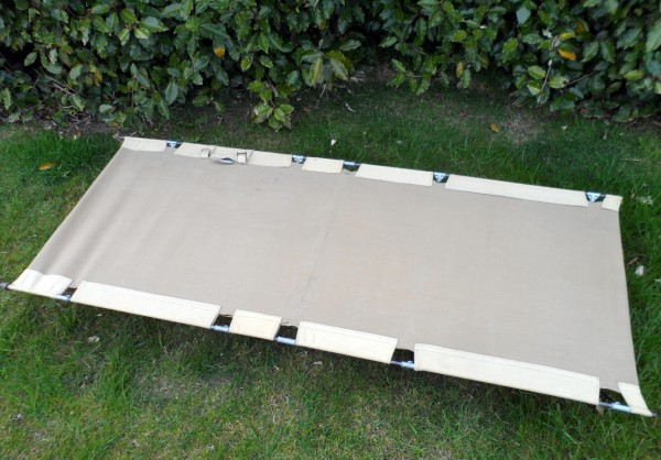 Vintage Hounsfield Croydon Patent Safari Camp Folding Camp Bed Motoring  Camping Spare Guest Camper Van 1930s 1940s VW