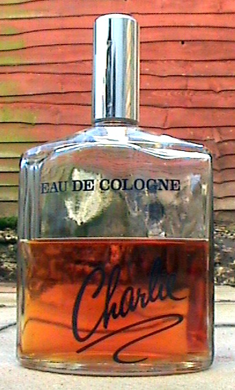 VINTAGE MASSIVE 470ML REVLON CHARLIE EAU DE COLOGNE PERFUME BOTTLE