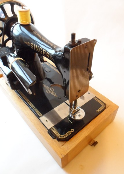 Vintage Vs Antique >> Vintage Antique Sewing Art Nouveau Singer Machine Vs3 Serial Number 12114230 Ca 1894 Hillman Motor